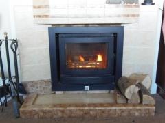 New Stove Installation