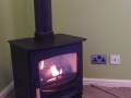 New Stove Installation